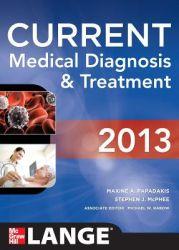 Current Medical Diagnosis & Treatment - 2013